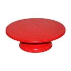 Arsiva Döner Kırmızı Pasta Stand Sıvama 32 cm