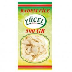 Ycl Yücel Badem File 500 gr