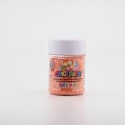 Dr Gusto - Cakepops Şeker- Turuncu 45 gr-2mm