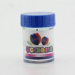 Dr Gusto Mavi Çiçek Toz Boya 5 gr