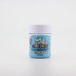 Dr Gusto - Cakepops Şeker Mavi 45 gr-2mm