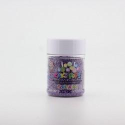 Dr Gusto - Cakepops Şeker Mor 45 gr-2mm