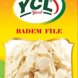 Ycl Yücel Badem file 1 kg