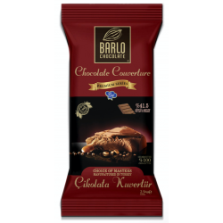 BARLO CHOCOLATE SÜTLÜ KUVERTUR 2.5 KG %41.5