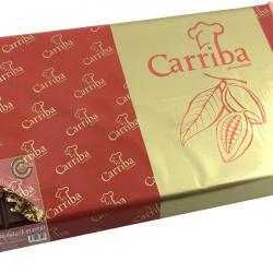 Carriba Bitter Kuvertur 2.5 kg