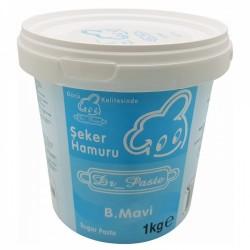 Dr Paste Bebek Mavi Şeker Hamuru 1 kg