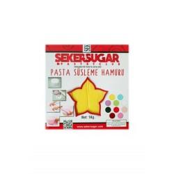 Şeker Sugar Sarı Şeker Hamuru 1 kg