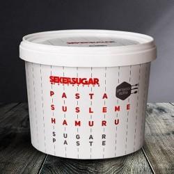 Şeker Sugar Beyaz Şeker Hamuru 5 kg
