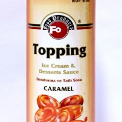 Fo Karamel Dondurma-Tatlı Sos 1 kg