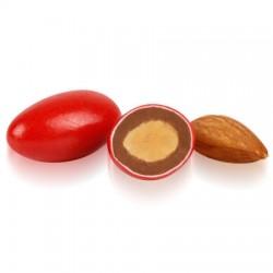 Ovalette Kırmızı Badem Şekeri 1 kg