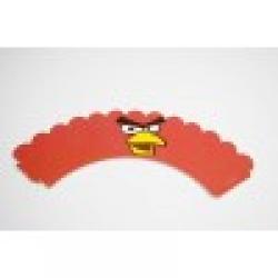 Cupcake&Muffin Kenar Süsü Angry Birds Sargı