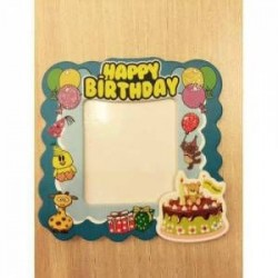 Happy Birthday Magnet Mavi