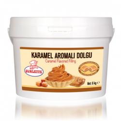 OVALETTE KARAMEL DOLGU 6 KG