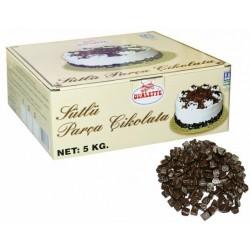 Ovalette Parça Çikolata Sütlü 5 kg