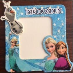 Frozen İyi Ki Doğdun  Magnet