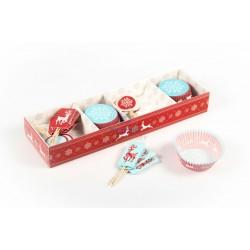 Cupcake Geyik 24 Adet