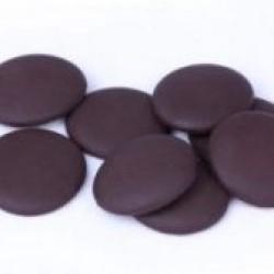 Carriba Bitter Pul Çikolata 1 kg