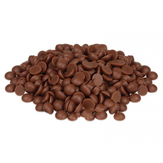 Ovalette Sütlü Kokolin Damla Çikolata 1 kg