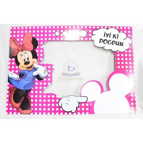 Miki Mouse Masa Örtüsü 120*180 Cm