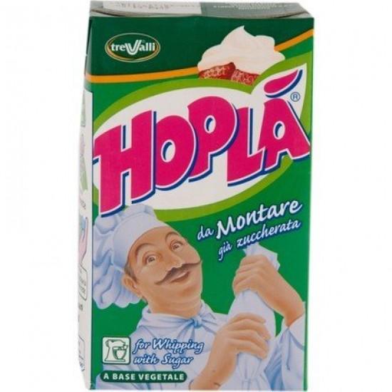 Hopla Krema Şekerli Sıvı Şanti 1 kg