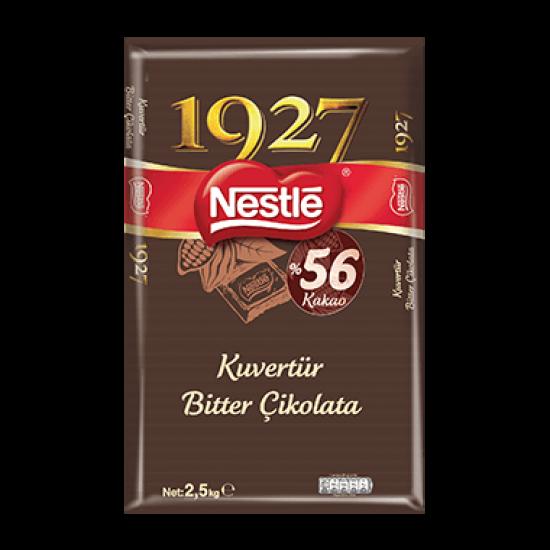 Nestle Bitter Kuvertür 2,5 kg
