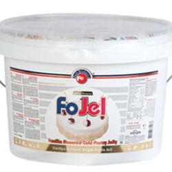 Fo Beyaz Vanilyalı Jöle 7 kg