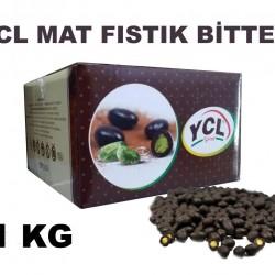 Ycl ince Mat Fıstık Bitter  1 kg
