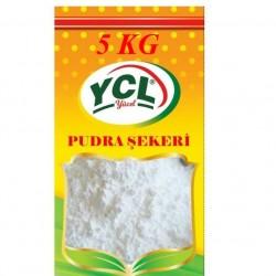 Ycl Yücel Pudra Şekeri 5 kg