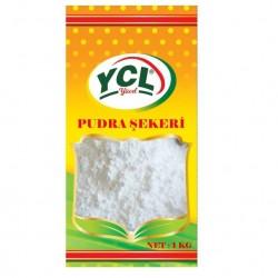 Ycl Yücel Pudra Şekeri 1 kg