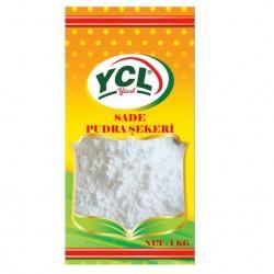 Ycl Yücel Pudra Şekeri (Nişastasız) - 1 kg